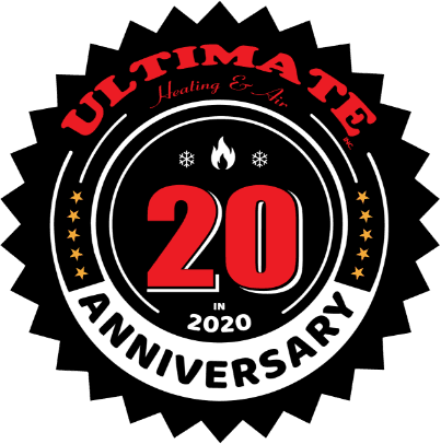 Ultimate Heating & Air 20th Anniversary.